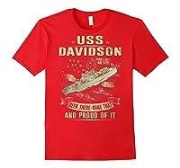Davidson Ff 1045 Shirts Red
