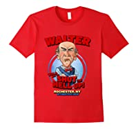 Walter Rochester, Ny Shirts Red
