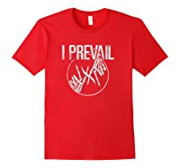 I Prevail - Skeleton Hands - Merchandise Pullover Shirts Red