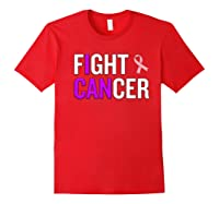 Breast Cancer Month Awareness Gift For Survivors Warriors Premium T Shirt Red