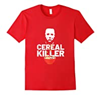 Halloween Inspired Design For Horror Lovers Shirts Red