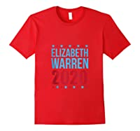 Elizabeth Warren For President 2020 Election S Day Tank Top Shirts Red