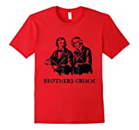 Brothers Grimm Tshirt T T Shirt Red