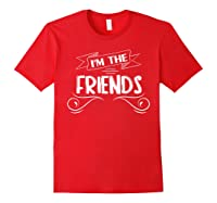 If Drunk Or Lost Return To My Friend Matching Shirts Red