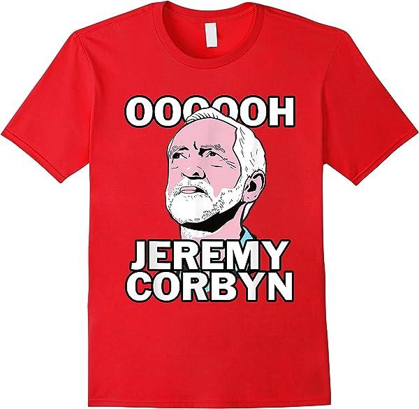 Oh Jeremy Corbyn T-shirt - Labour Uk Prime Minister