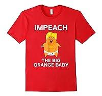 Trump Sucks Shirt Impeach Trump Shirt Red