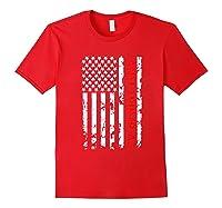Anti Af Trump Impeach Trump T Shirt Red
