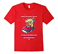 Pro Donald Trump 2020 Election Snowflake Anti Sjw Shirts Red
