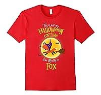 I'm Really A Fox, I'm Really A Fox Shirts Red