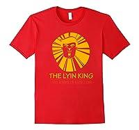 The Lyin King Impeach Anti Trump Premium T Shirt Red