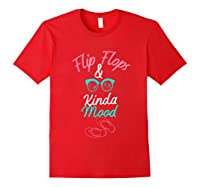 Sunglasses Beach Summer For Shirts Red
