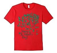 Happy St Saint Patrick S Day T Shirt T Shirt Red