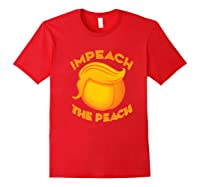 Impeach Halloween Premium T Shirt For Girls And Adults Red