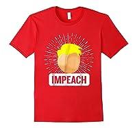 Impeach T Shirt Impeach Trump Shirt Red