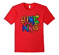 E King Tshirt For E Shirt Red