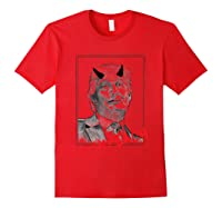 Political Impeach Anti Trump Unisex T Shirt Red