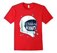 Choose Kindness T-shirt Red