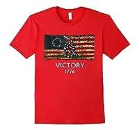 Gadsden B Ross Flag Snake Flag Us American Flag Gift Fan Shirts Red