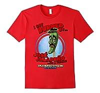 Jose Jalapeno Traverse City Mi T Shirt Red