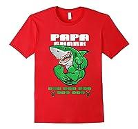 Milwaukee-buck Shark Doo Doo Basketball T-shirt Red