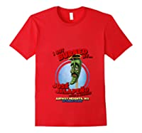 Jose Jalapeno On A Stick Airway Heights Wa T Shirt Red