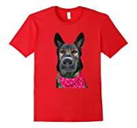 King Shepherd Premium T-shirt Red