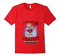 Peanut Airway Heights Wa T Shirt Red