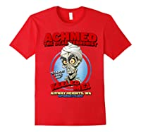 Achmed The Dead Terrorist Airway Heights Wa T Shirt Red
