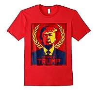 Comrade Trump Protest Resist Impeach Russia Propaganda Shirt Red