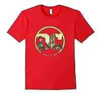 Green Lantern Dc Comics Logo Shirts Red