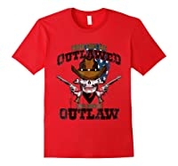 When The Guns Are Outlawed T Shirt For And Red