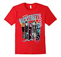 Still Love The 90s Backstreet Great Back Again Gifts Shirts Red