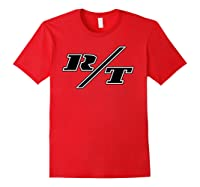 Fast Furious Road And Track Logo Pullover Shirts Red