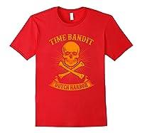 Time Bandit Dutch Harbor Shirts Red