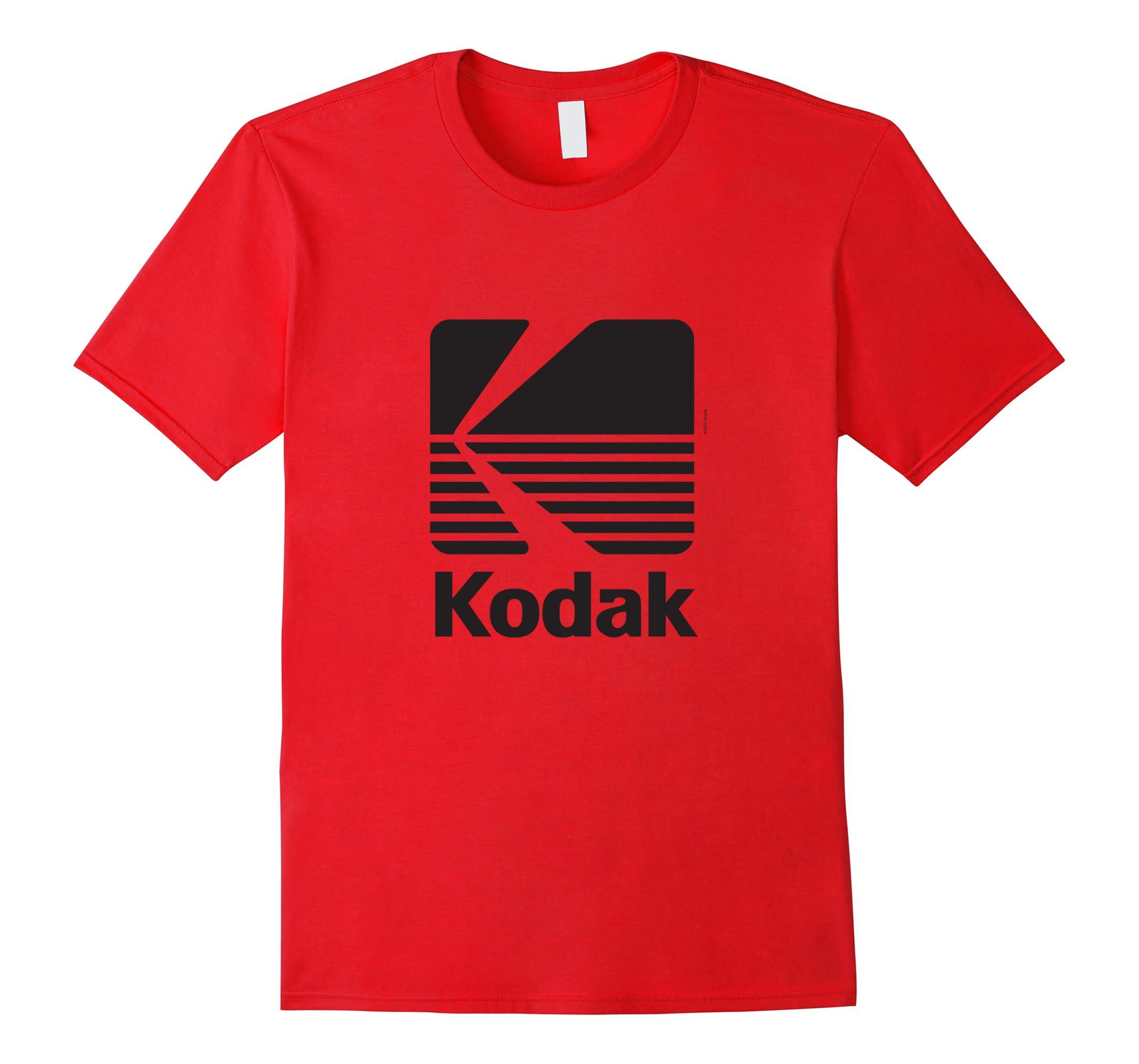 80s Vintage KODAK Logo T-Shirt-RT
