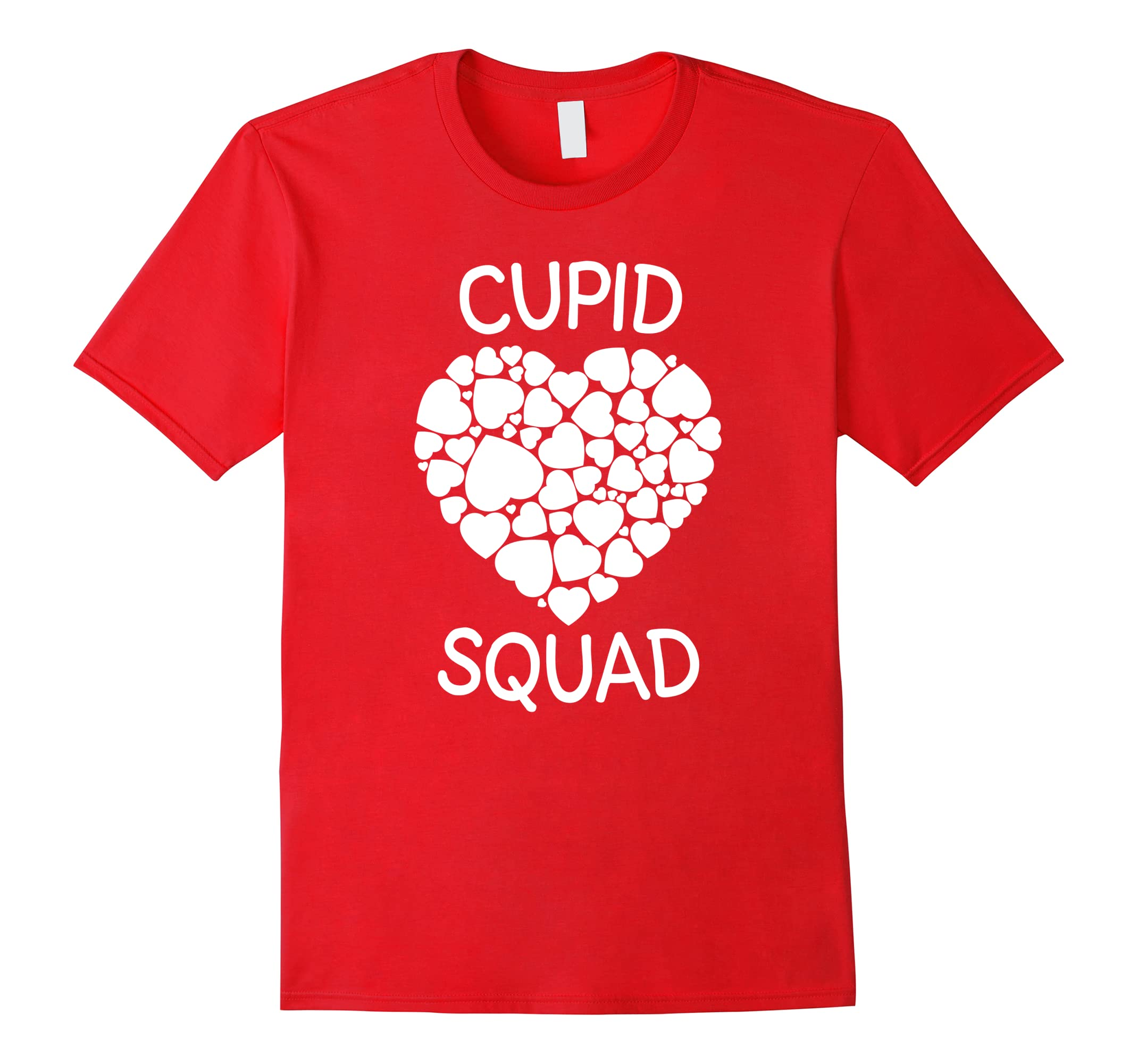Matching Cupid Squad Shirt Valentines Day Family And Couples Ah My