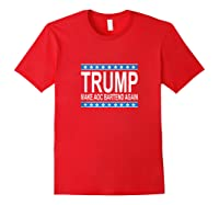 Trump 2020 Make Aoc Bartend Again Liberals Cry T Shirt Tank Top Red