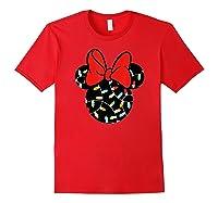 Disney Minnie Lights Up T Shirt Red