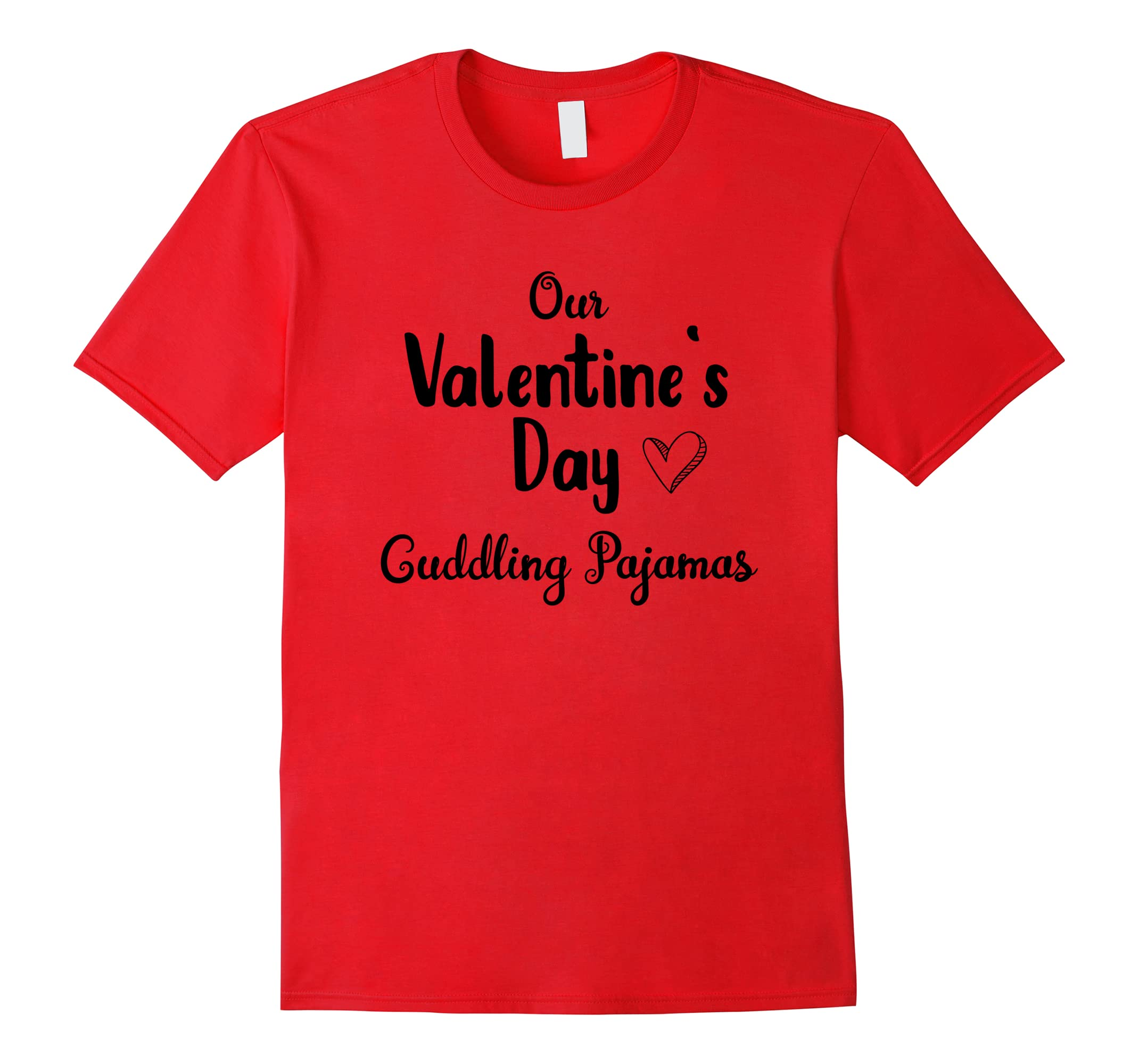 Valentines Day Pajama Shirts for Couples Cute and Loving-RT