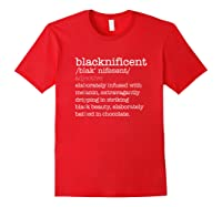 Dictionary Black History Month Pride Shirts Red
