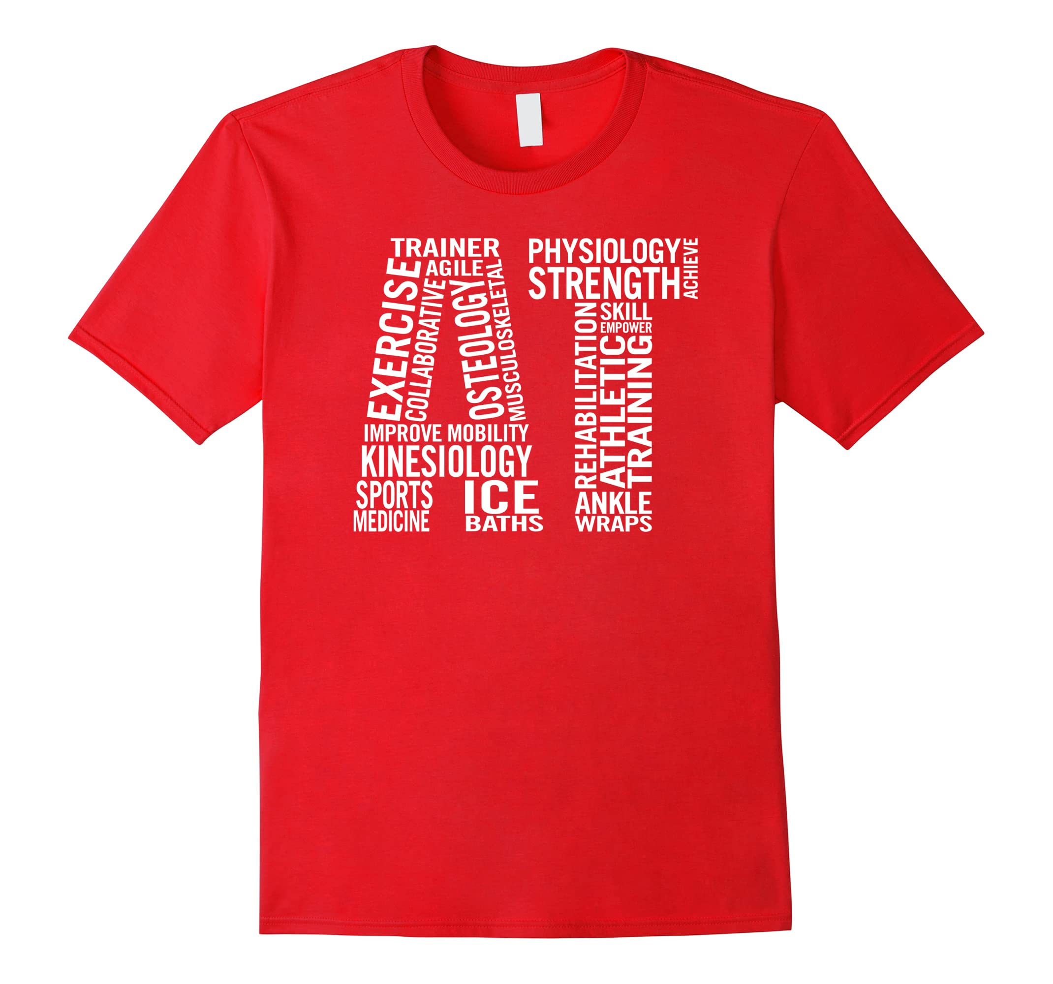 Athletic Trainer Shirt Athletic Training Gifts-ah my shirt one gift