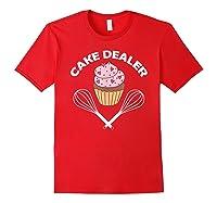 Cake Dealer Cake Dealer Shirts Red