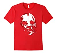 American Horror Story Asylum Bloody Face Shirts Red