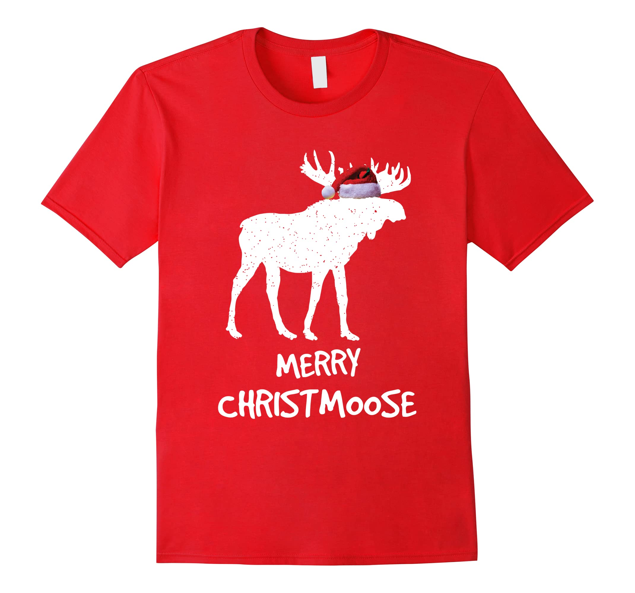 merry christmoose funny christmas moose pajama tee rt rateeshirt