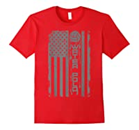 Water Polo Shirt | Cute Team Aquatic Sport Tee Usa Gift Red