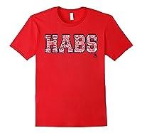 Brendan Gallagher Habs T Shirt Apparel Red