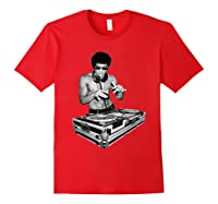 Bruce Dj By Bruce Shirts Red