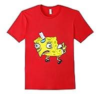Spongebob Meme Isn't Even Funny Shirts Red
