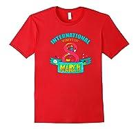 Celebrate Iwd (march 8) - International Day Premium T-shirt Red