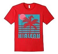 Hialeah Florida T Shirt Vintage Souvenirs Red